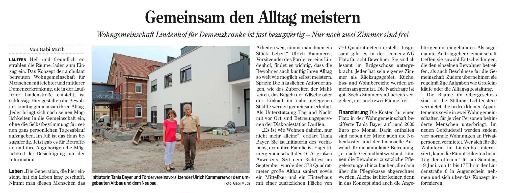 2016-06-01_Gemeinsam den Altag meistern